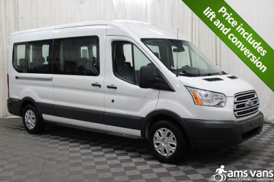 2017 Ford Transit 350 Wagon >> Ford Transit Wheelchair Vans For Sale | Lift Conversion