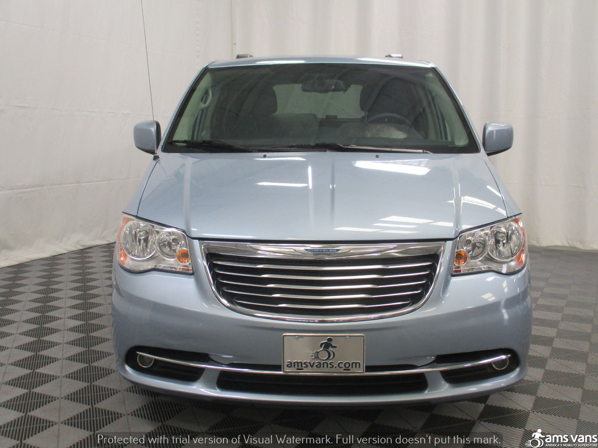 2013 Chrysler Town and Country Wheelchair Van For Sale #15