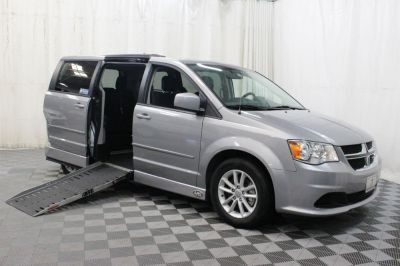 Used Wheelchair Van for Sale - 2015 Dodge Grand Caravan SXT Wheelchair Accessible Van VIN: 2C4RDGCG9FR732431