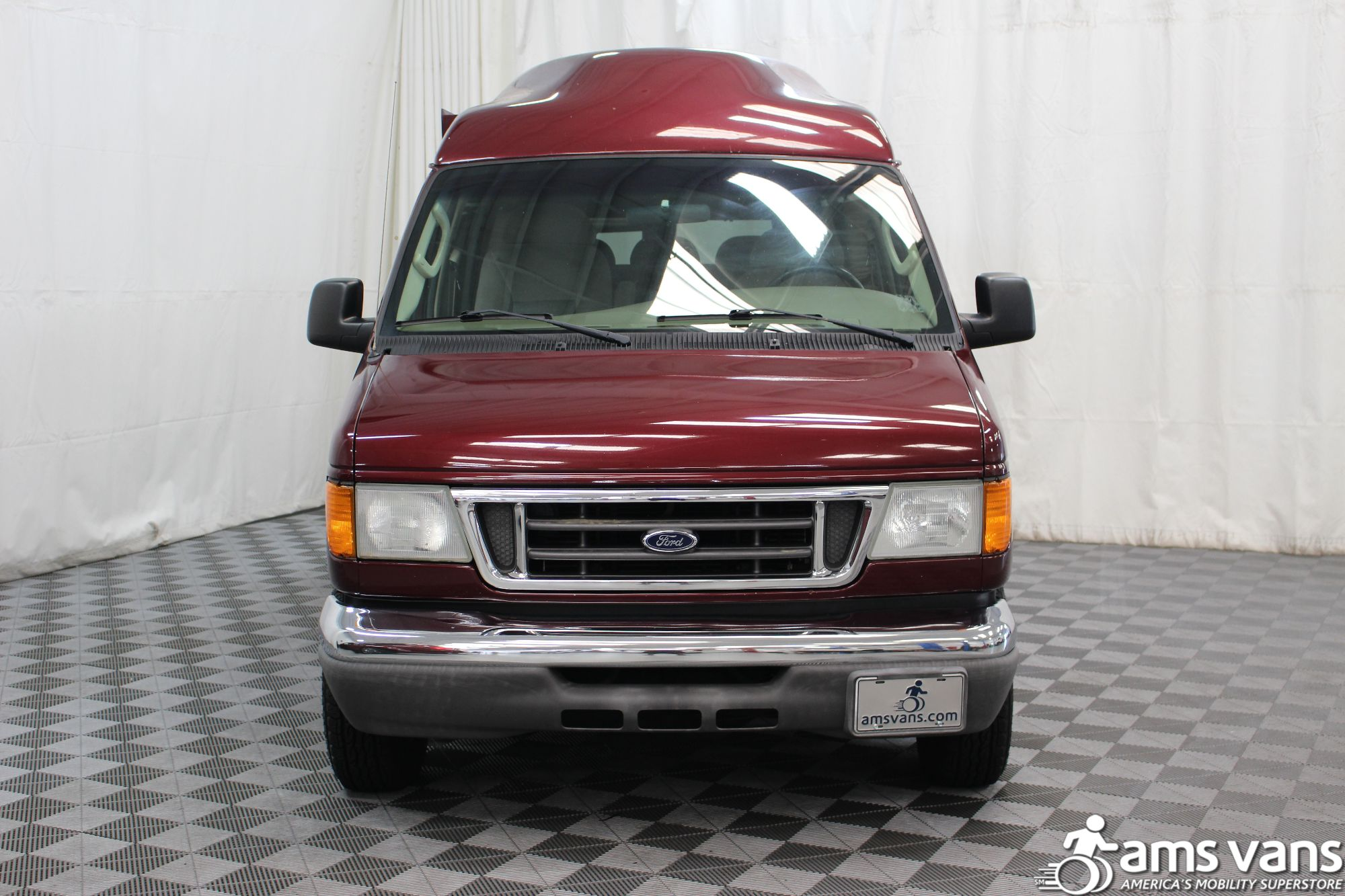 2005 Ford E-Series Chassis E-250 SD Wheelchair Van For Sale #20