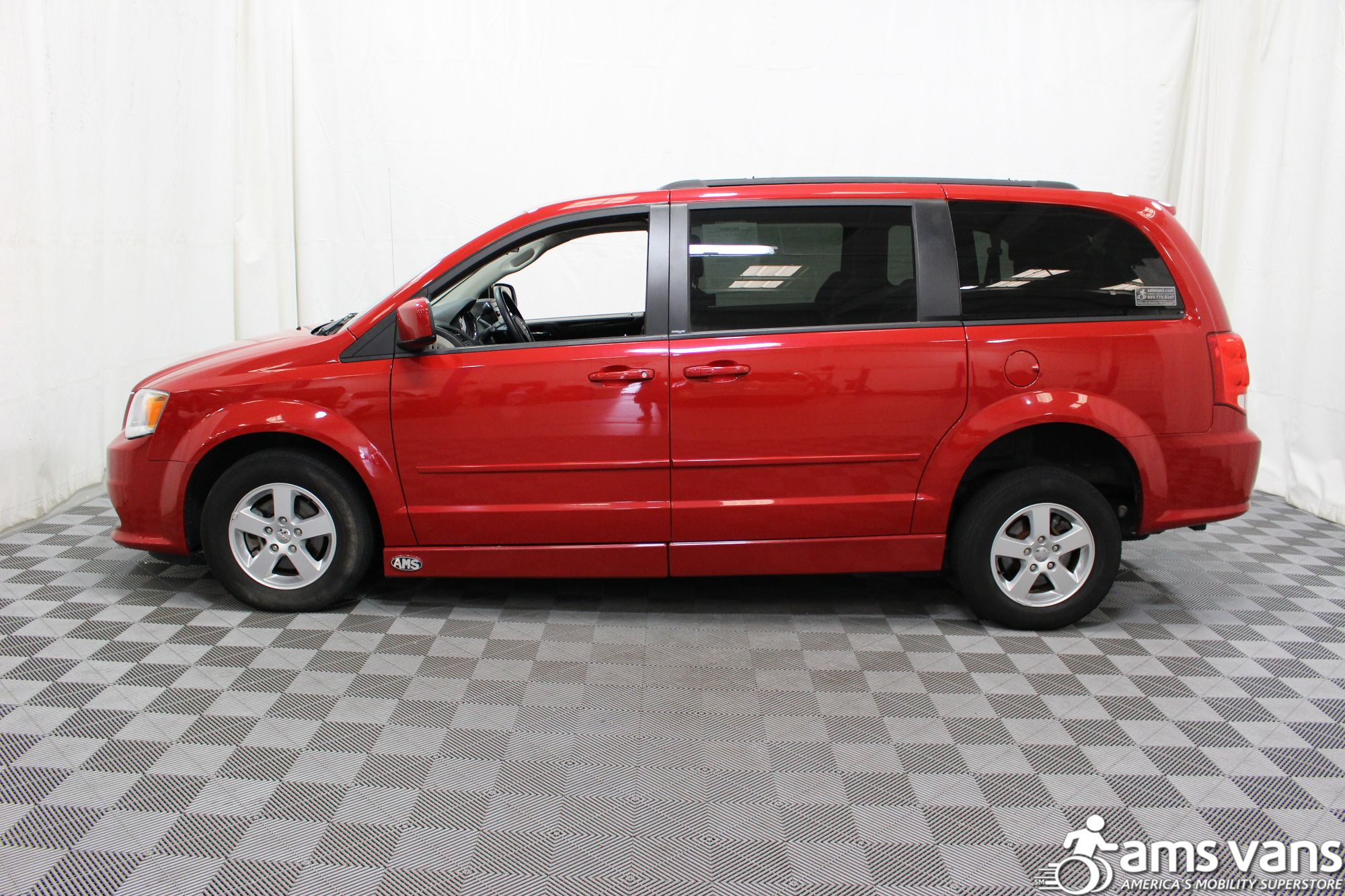 2012 Dodge Grand Caravan SXT Wheelchair Van For Sale #15