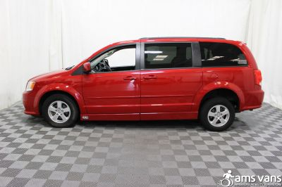 2012 Dodge Grand Caravan Wheelchair Van For Sale -- Thumb #15