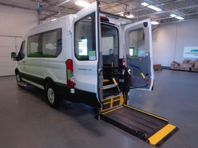 Wheelchair Van - New 2019 Ford T150 STQ-20328 - MobilityWorks