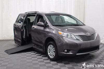 Used 2017 Toyota Sienna XLE Wheelchair Van