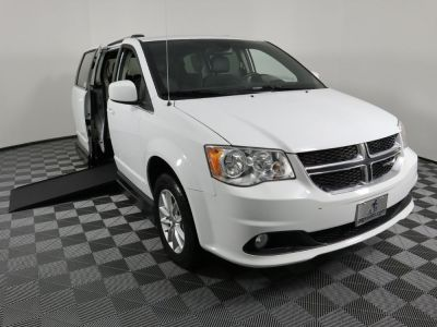 New Wheelchair Van for Sale - 2019 Dodge Grand Caravan SXT Wheelchair Accessible Van VIN: 2C4RDGCG9KR632758