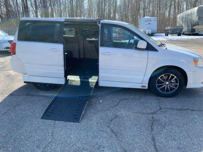 New Wheelchair Van for Sale - 2017 Dodge Grand Caravan SXT Wheelchair Accessible Van VIN: 2C4RDGCG2HR558088