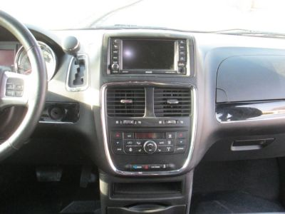 Black Dodge Grand Caravan image number 10