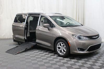 New Wheelchair Van for Sale - 2017 Chrysler Pacifica Touring-L Plus Wheelchair Accessible Van VIN: 2C4RC1EGXHR756835