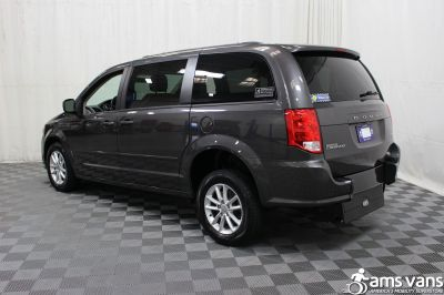 2015 Dodge Grand Caravan Wheelchair Van For Sale -- Thumb #13