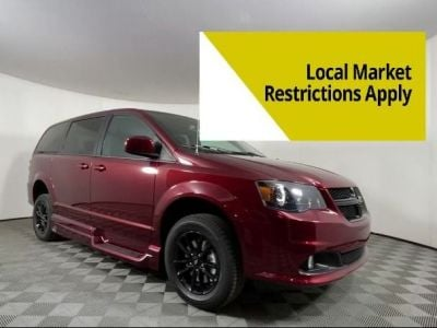 New Wheelchair Van for Sale - 2019 Dodge Grand Caravan SE PLUS Wheelchair Accessible Van VIN: 2C7WDGBG4KR783451