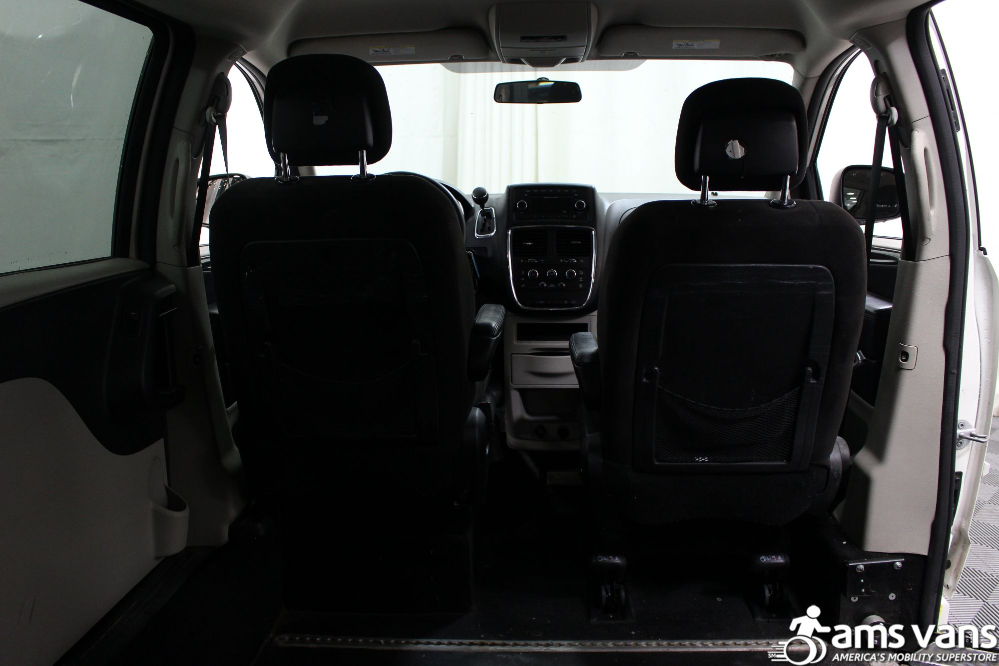 2012 Dodge Grand Caravan SXT Wheelchair Van For Sale #4
