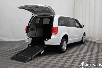New 2017 Dodge Grand Caravan SE Wheelchair Van