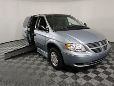 Used Wheelchair Van for Sale - 2006 Dodge Grand Caravan SE Wheelchair Accessible Van VIN: 1D4GP24R36B540134