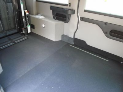 Gray Ram ProMaster Cargo image number 15