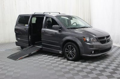 Used Wheelchair Van for Sale - 2017 Dodge Grand Caravan GT Wheelchair Accessible Van VIN: 2C4RDGEG4HR717139