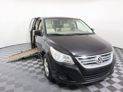 Used Wheelchair Van for Sale - 2010 Volkswagen Routan SE Wheelchair Accessible Van VIN: 2V4RW3D19AR296028