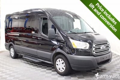 2016 Ford Transit Wagon Wheelchair Van For Sale