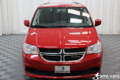 2012 Dodge Grand Caravan Wheelchair Van For Sale -- Thumb #17