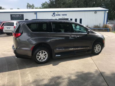 New Wheelchair Van for Sale - 2020 Chrysler Pacifica Touring L Wheelchair Accessible Van VIN: 2C4RC1BG3LR130377