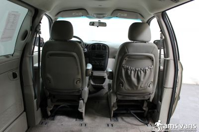 2007 Dodge Grand Caravan Wheelchair Van For Sale -- Thumb #6