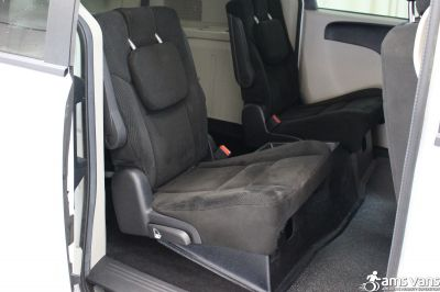 2016 Dodge Grand Caravan Wheelchair Van For Sale -- Thumb #9
