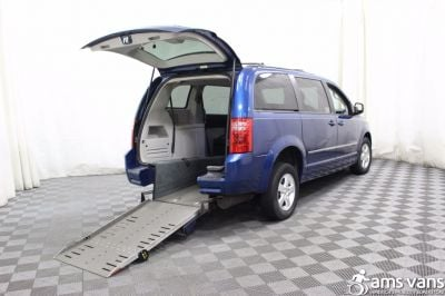 2010 Dodge Grand Caravan Wheelchair Van For Sale