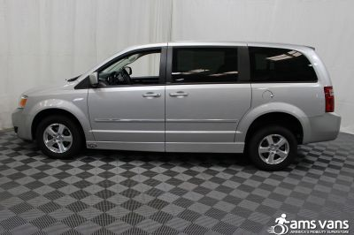 2008 Dodge Grand Caravan Wheelchair Van For Sale -- Thumb #15
