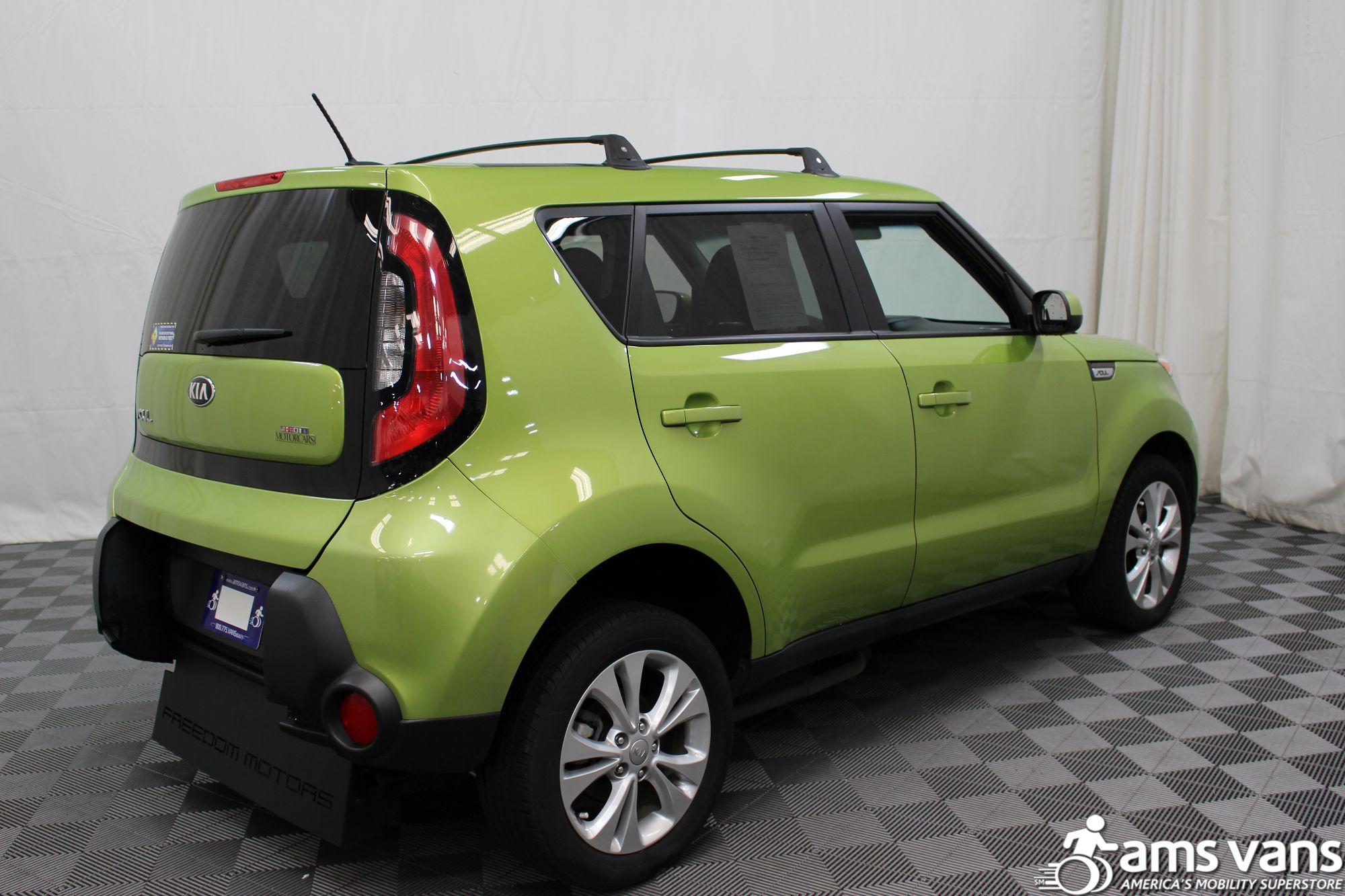 2015 Kia Soul + Wheelchair Van For Sale #9