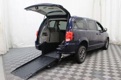 Commercial Wheelchair Vans for Sale - 2017 Dodge Grand Caravan SXT ADA Compliant Vehicle VIN: 2C4RDGCG0HR776403