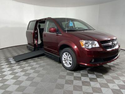 New Wheelchair Van for Sale - 2019 Dodge Grand Caravan SXT Wheelchair Accessible Van VIN: 2C4RDGCG1KR742798