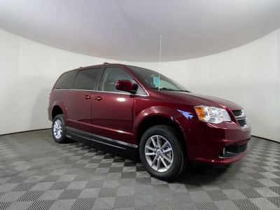 New Wheelchair Van for Sale - 2019 Dodge Grand Caravan SXT Wheelchair Accessible Van VIN: 2C4RDGCGXKR775783