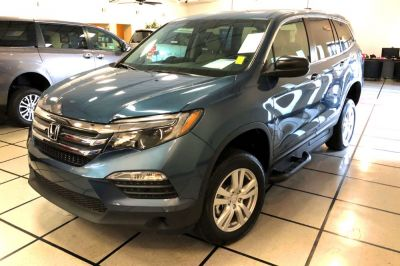 2018 Honda Pilot Wheelchair Van For Sale