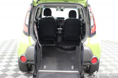 2015 Kia Soul Wheelchair Van For Sale -- Thumb #3