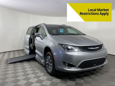 New Wheelchair Van for Sale - 2020 Chrysler Pacifica Touring-L Plus Wheelchair Accessible Van VIN: 2C4RC1EG1LR217092