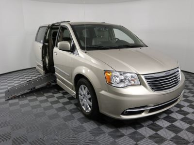 Used Wheelchair Van for Sale - 2015 Chrysler Town & Country Touring Wheelchair Accessible Van VIN: 2C4RC1BG7FR730615