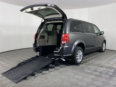 New Wheelchair Van for Sale - 2019 Dodge Grand Caravan SXT Wheelchair Accessible Van VIN: 2C4RDGCG8KR735346