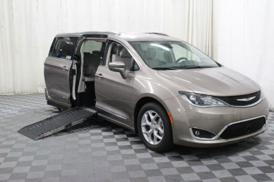 New Wheelchair Van for Sale - 2017 Chrysler Pacifica Touring-L Plus Wheelchair Accessible Van VIN: 2C4RC1EG1HR591726