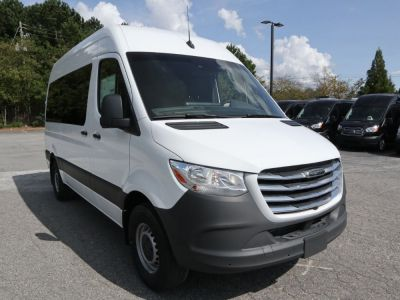 Handicap Van for Sale - 2020 Freightliner Sprinter 2500 Wheelchair Accessible Van VIN: W2Z4EFHY1LT028127