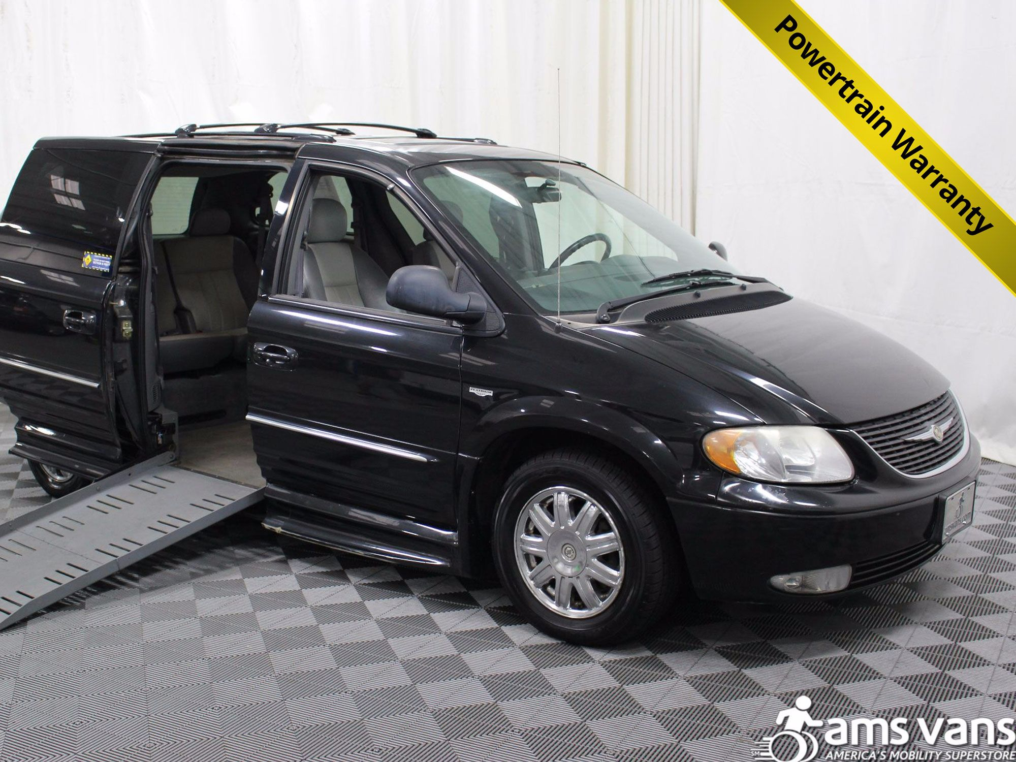 2004 Chrysler Town and Country Touring Wheelchair Van For Sale #1