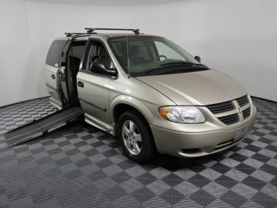 Used Wheelchair Van for Sale - 2006 Dodge Grand Caravan SE Wheelchair Accessible Van VIN: 1D4GP24R76B735816