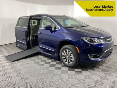 New Wheelchair Van for Sale - 2020 Chrysler Pacifica Touring-L Plus Wheelchair Accessible Van VIN: 2C4RC1EG9LR229653