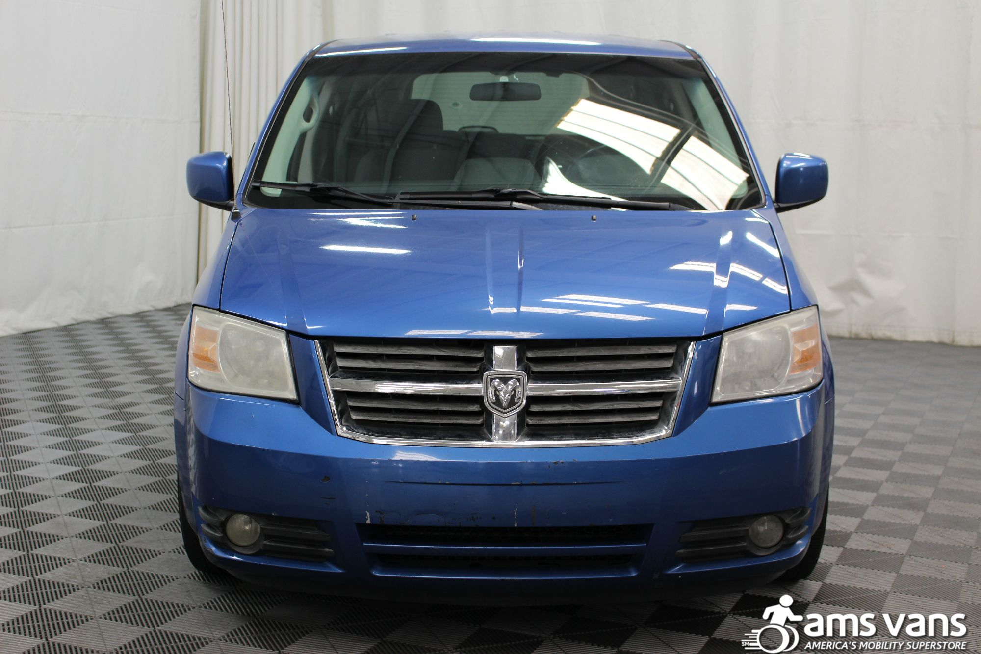 2008 Dodge Grand Caravan SXT Wheelchair Van For Sale #7