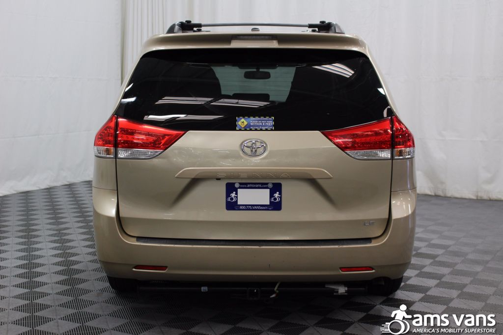 2011 Toyota Sienna LE Wheelchair Van For Sale #4