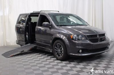 Used 2017 Dodge Grand Caravan GT Wheelchair Van