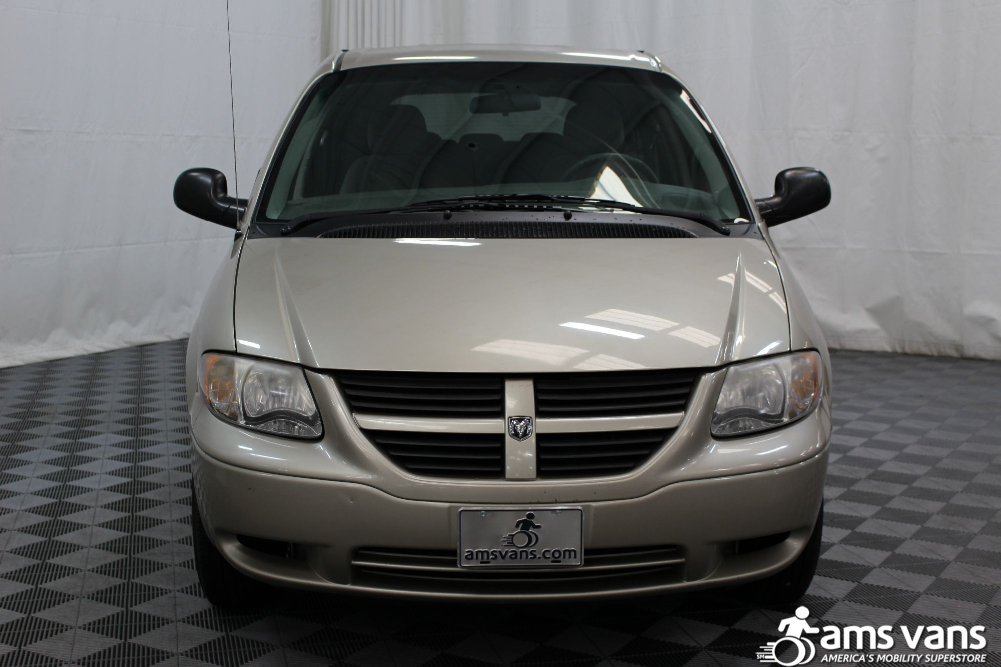 2007 Dodge Grand Caravan SE Wheelchair Van For Sale #18