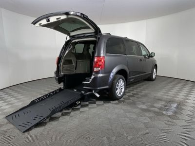 New Wheelchair Van for Sale - 2019 Dodge Grand Caravan SXT Wheelchair Accessible Van VIN: 2C4RDGCG6KR799322