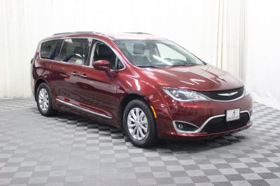 New Wheelchair Van for Sale - 2018 Chrysler Pacifica Touring L Wheelchair Accessible Van VIN: 2C4RC1BG8JR233436