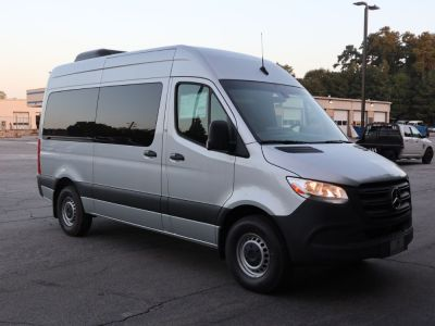 Handicap Van for Sale - 2019 Mercedes-Benz Sprinter Passenger 2500 Wheelchair Accessible Van VIN: WDZPF0CD2KP115639