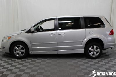 2010 Volkswagen Routan Wheelchair Van For Sale -- Thumb #16