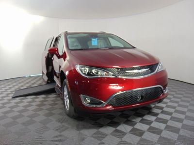 New Wheelchair Van for Sale - 2020 Chrysler Pacifica Touring-L Wheelchair Accessible Van VIN: 2C4RC1BG8LR232600